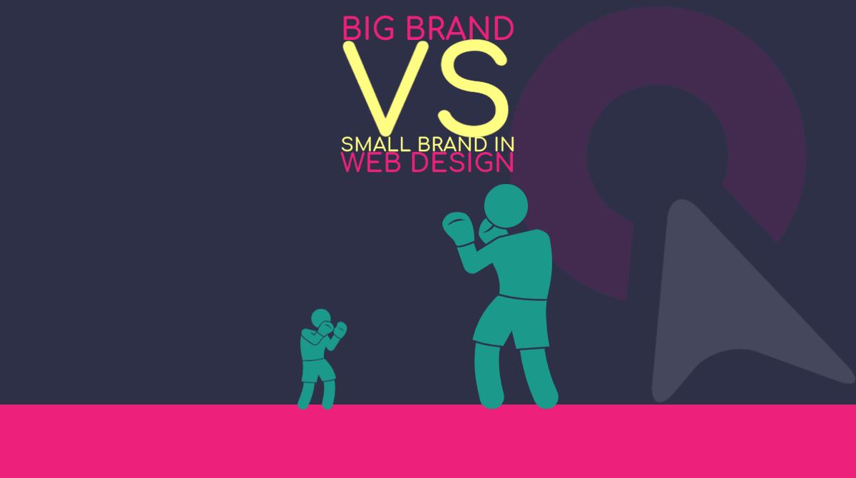 The David and Goliath of Web Design