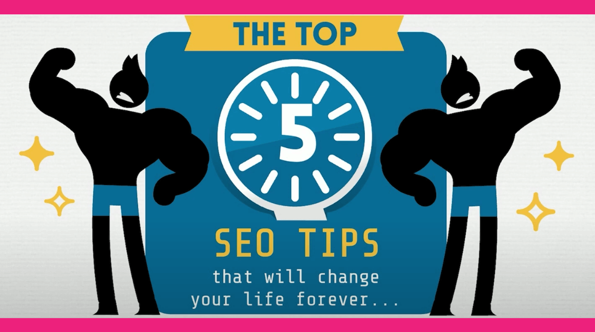 5 Top SEO Tips To Increase Organic Traffic